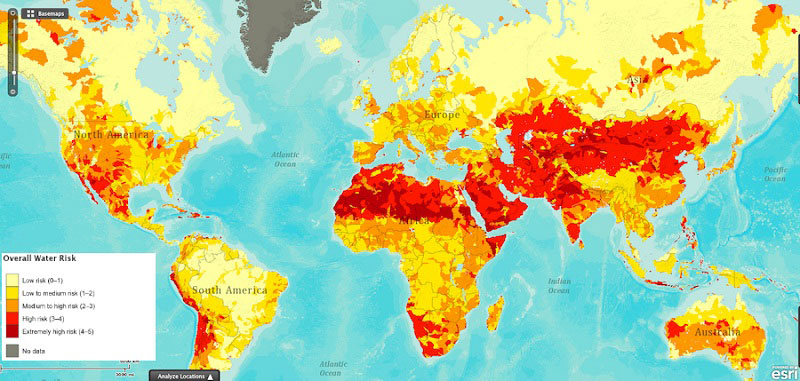 Drought Map World Timekeeperwatches - Argentina drought map